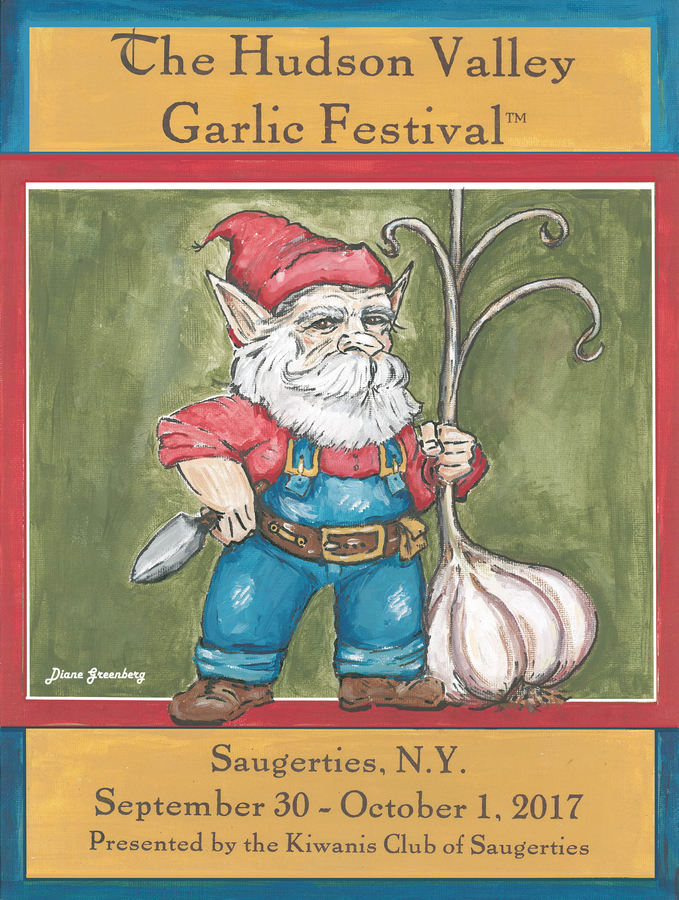 Hudson Valley Garlic Fest